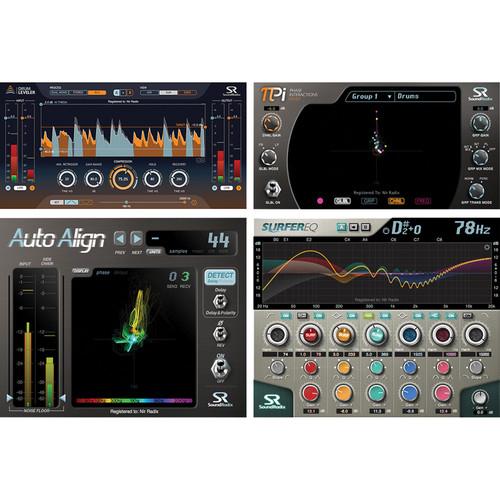Sound Radix Radical Bundle 2 - Audio Processing Plug-In Bundle (Download)