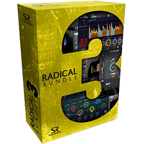 Sound Radix Radical Bundle 3 Studio Plug-Ins (Download)