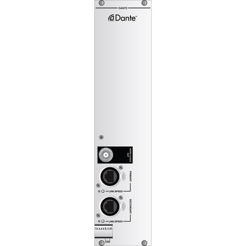 Soundcraft Vi Dante AES67 Option Card Stagebox TSPR