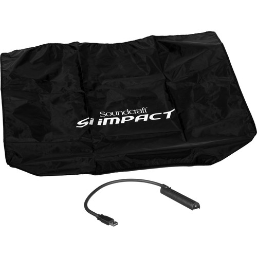Soundcraft SI Impact Accessory Kit with Cover and LED Lamp