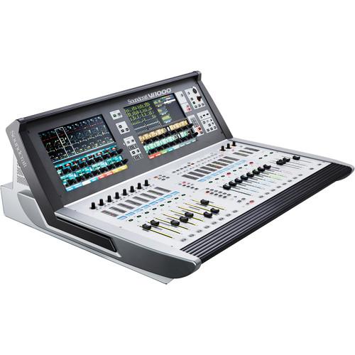 Soundcraft Vi1000 Compact Vi Series Digital Mixing Console