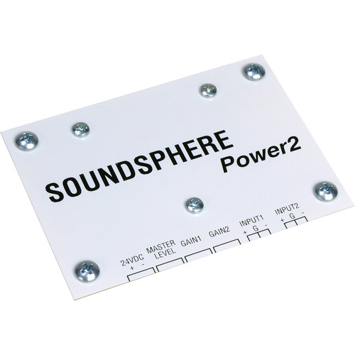 Soundsphere Power2 30W Onboard Amplifier for Q-6 Loudspeaker