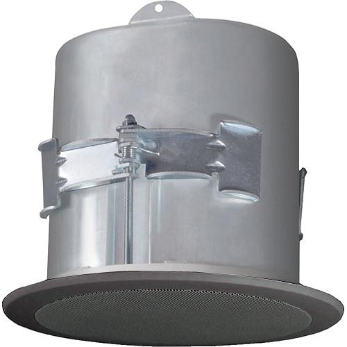 "SoundTube Entertainment CM400i 4"" Coaxial In-Ceiling Speaker (Black)"