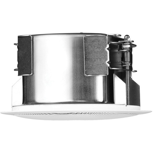 """SoundTube Entertainment CM42-EZs-II 4"""" Coaxial In-Ceiling Shallow Backcan Speaker (White)"""