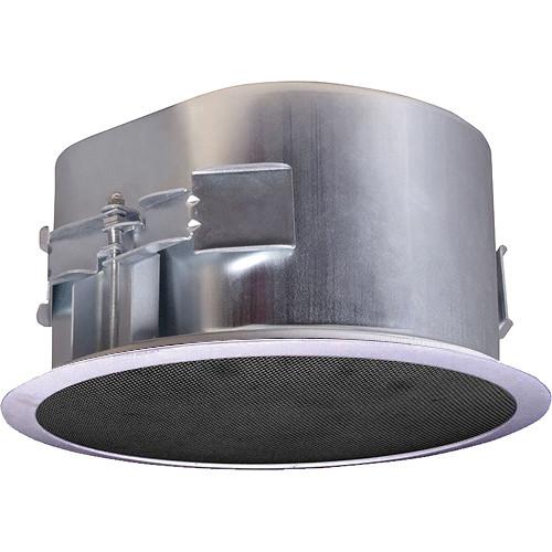 "SoundTube Entertainment CM62-EZ-II 6.5"" Coaxial In-Ceiling Speaker (Black, 16&#8486)"
