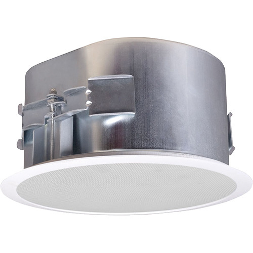 "SoundTube Entertainment CM62-EZ-II 6.5"" Coaxial In-Ceiling Speaker (White, 16&#8486)"