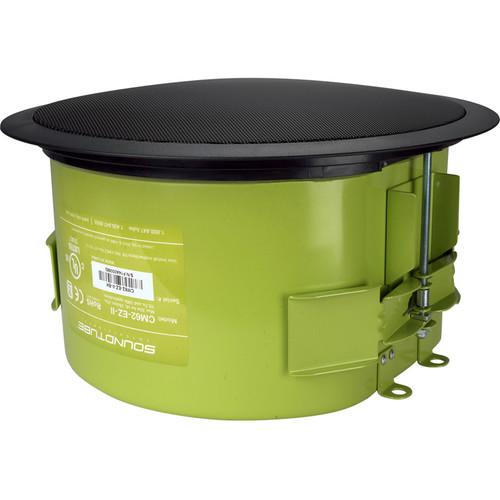 """SoundTube Entertainment CM62 6"""" Ceiling Speaker (Black, Short Can)"""