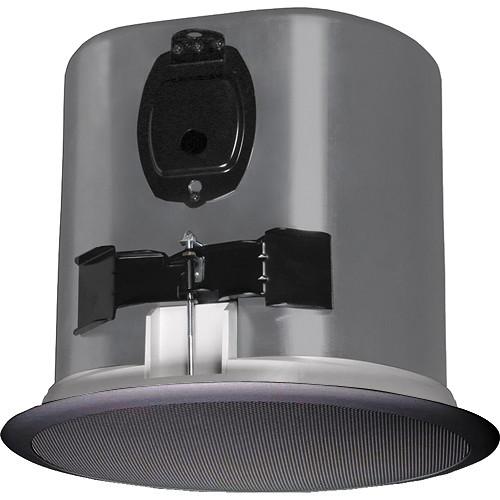 "SoundTube Entertainment CM800D 8"" Coaxial In-Ceiling Speaker (Black)"
