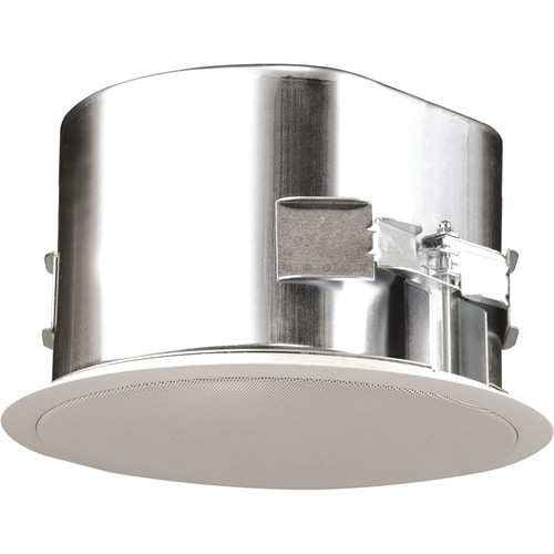 "SoundTube Entertainment CM82-EZ-FS 8"" Coaxial In-Ceiling Fire Signalling Speaker (White)"