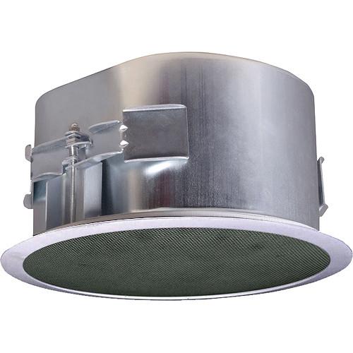 "SoundTube Entertainment CM82-EZ-II-BK 8"" Coaxial 2-Way In-Ceiling Speaker (Black)"