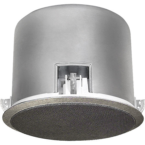 "SoundTube Entertainment CM-EZ Series CM-EZ-II 8"" Coaxial In-Ceiling Speaker (Black)"