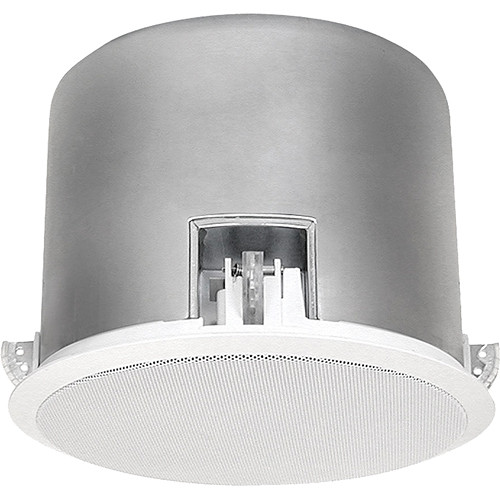 "SoundTube Entertainment CM-EZ Series CM-EZ-II 8"" Coaxial In-Ceiling Speaker (White)"