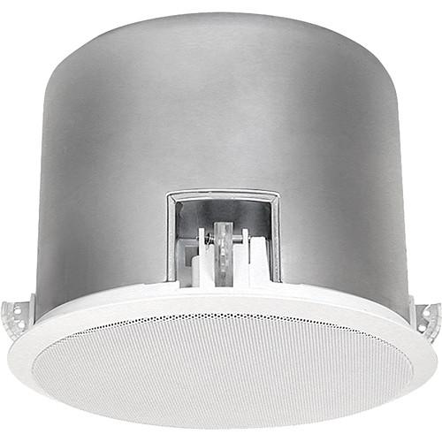 "SoundTube Entertainment CM-EZ Series CM-EZ-II 8"" Coaxial In-Ceiling Speaker (White)"