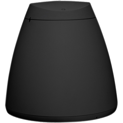 "SoundTube Entertainment IPD-RS62-EZ Dante-Enabled 6.5"" Coaxial Open-Ceiling Speaker (Black)"