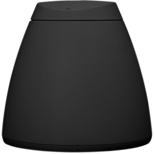 "SoundTube Entertainment IPD-RS82-EZ Dante-Enabled 8"" Coaxial Open-Ceiling Speaker (Black)"