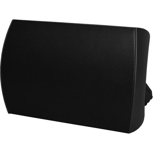 "SoundTube Entertainment Dante Enabled 5.25"" 2-Way Weather Extreme Suface Mount Speaker - Black"