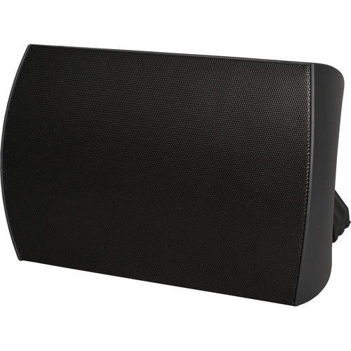 "SoundTube Entertainment Dante-Enabled 8"" 2-Way Surface-Mount Speaker (Black)"