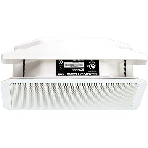 """SoundTube Entertainment IW500B 5.25"""" In-Wall Speaker (White)"""
