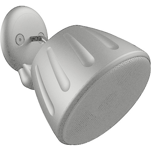 "SoundTube Entertainment SM31-EZ-T 3"" Surface-Mount Speaker with 10W Transformer (White)"