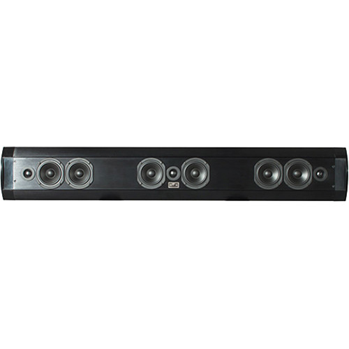 SoundTube Entertainment 2-Way Ultra-Thin Soundbar with EVT Intelligibility Control