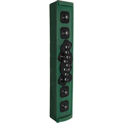 SoundTube Entertainment Outdoor Surface Mount Bracket for Spyke Speaker (Green)