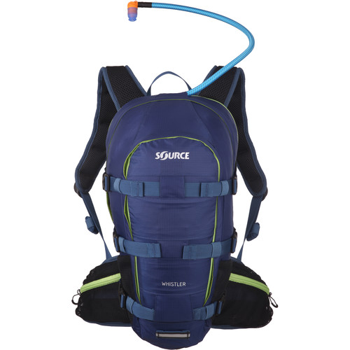 SOURCE Whistler 20L Hydration Pack (Dark Blue/Green)