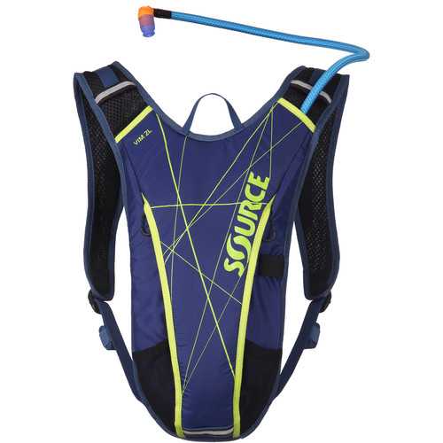 SOURCE VIM 2L Hydration Pack (Dark Blue/Green)
