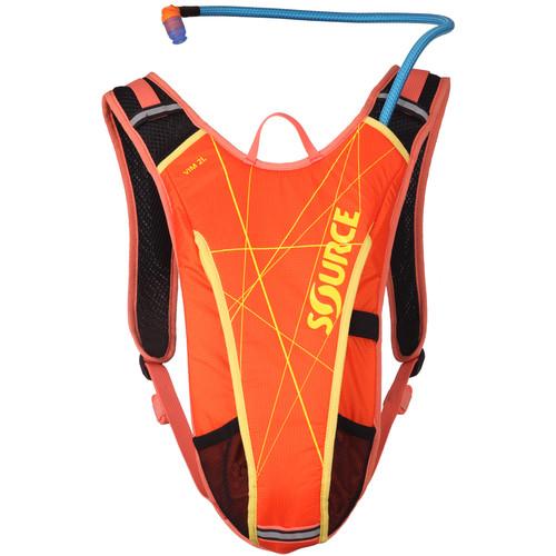 SOURCE VIM 2L Hydration Pack (Orange/Yellow)