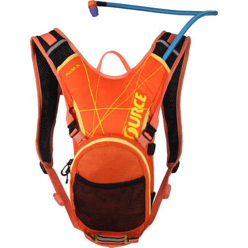 SOURCE Pulse Hydration 2 L Pack (Orange / Yellow)