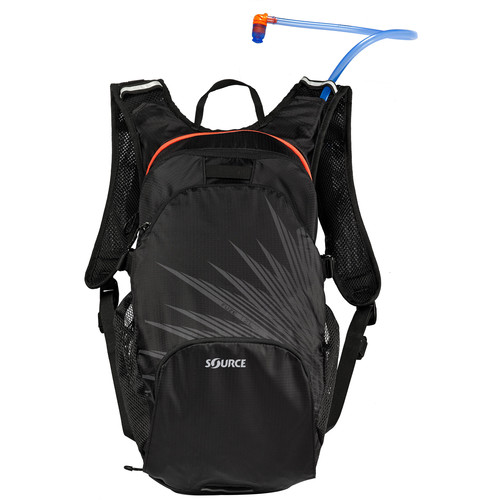 SOURCE Fuse 3 L Hydration Pack (Black / Red)