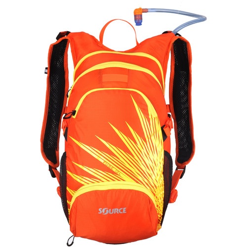 SOURCE Fuse 3 L Hydration Pack (Orange / Yellow)