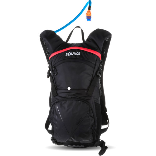 SOURCE Rapid Hydration Pack (3L, Black)
