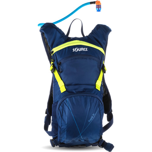 SOURCE Rapid Hydration Pack (3L, Dark Blue/Green)