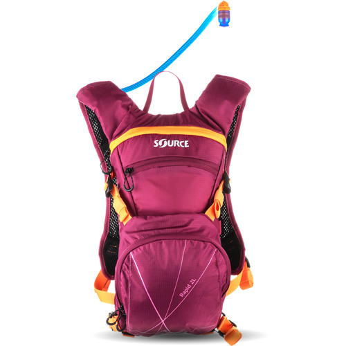 SOURCE Rapid Hydration Pack (2L, Purple)