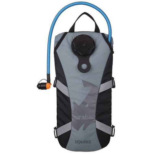 SOURCE Durabag Hydration System (2L, Gray/Black)
