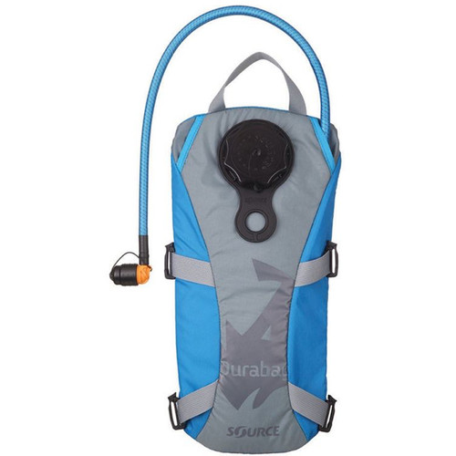 SOURCE Durabag Hydration System (2L, Gray/Light Blue)