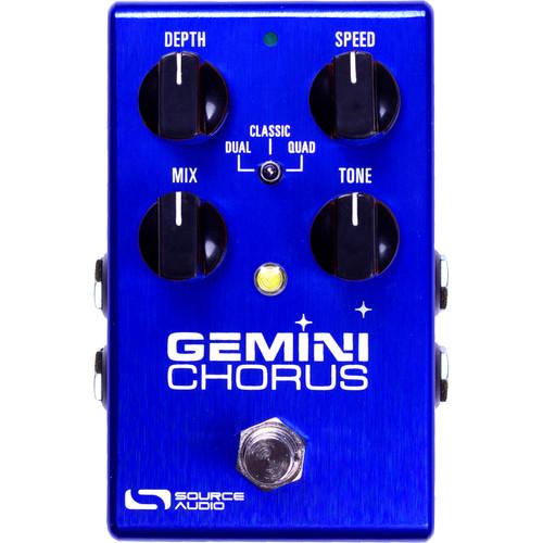 SOURCE AUDIO One Series Gemini Chorus Pedal