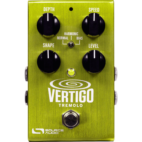 SOURCE AUDIO One Series Vertigo Tremolo Pedal