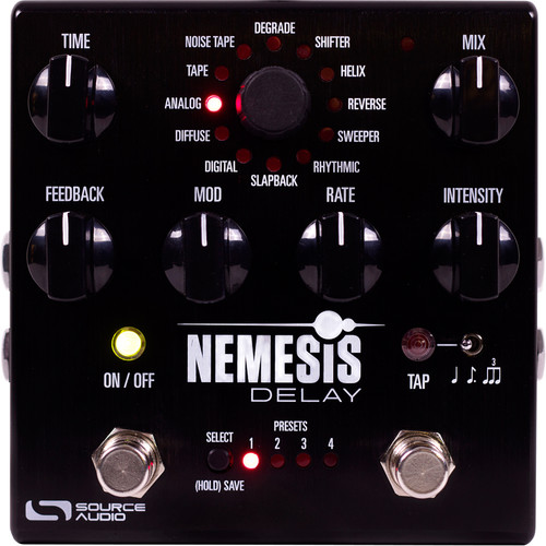 SOURCE AUDIO One Series Nemesis Delay Pedal