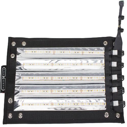 """Sourcemaker Bib Hybrid LED Blanket Package (10 x 15.75"""")"""