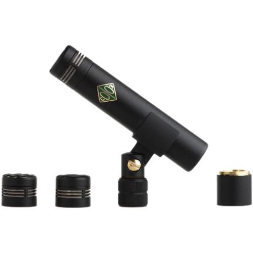 Soyuz Microphones SU-013 Small Diaphragm FET Microphone (Black)