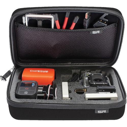 SP-Gadgets POV Case for GoPro Cameras (Small, Black)