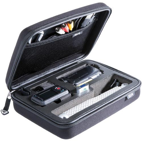SP-Gadgets POV Case Sony Action Cam Edition (Small, Black)