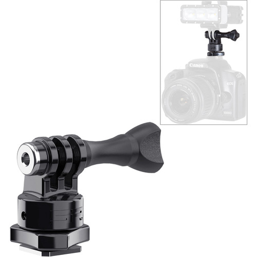 SP-Gadgets Hot Shoe Mount for POV Light & GoPro