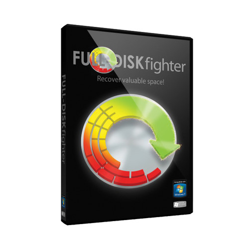 SPAMfighter FullDiskFighter for Windows PC (1-Year Subscription)