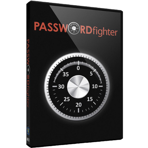 SPAMfighter PasswordFighter (1-Year License)