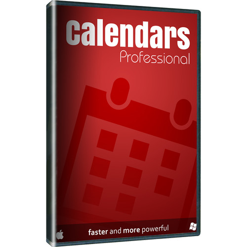 SPC Calendars Professional 2017 Full Win-Mac (Download)