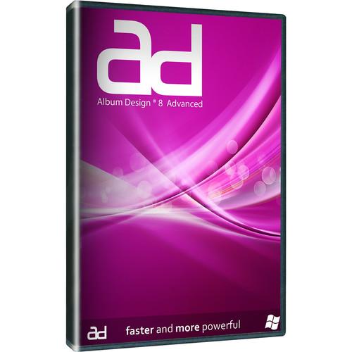 SPC Album Design 8 Advanced for Windows (Download)
