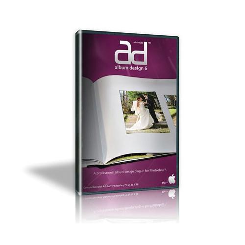 SPC Album Design 6 Advanced for Mac (Download)