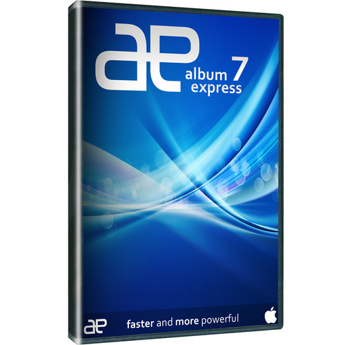 SPC Album Express 7 Pro for Mac (Download)
